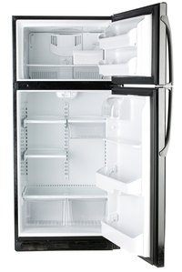 All types of refrigerator designs, including freezer-on-top, can qualify under ADA.