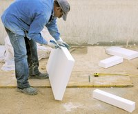 Coating Styrofoam makes it more durable.