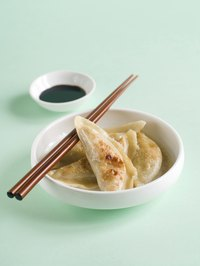 Potstickers provide a winning combination of soft dough and succulent fillings with just a hint of delicate crunch.