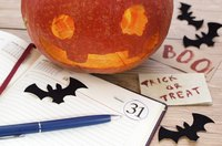 Check with HR and department supervisors before scheduling office Halloween activities.
