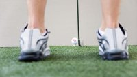Proper Feet Placement and Setup for Golf