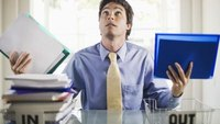 How to Deal With Being Overwhelmed at Work