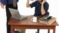 Ways to Avoid Confrontation With Your Boss