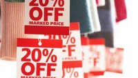 How Stores Can Mark Down Clearance Clothes