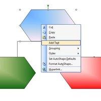Cmo crear un diagrama de flujo en excel 2007 techlandia cmo crear un diagrama de flujo en visio ccuart Choice Image