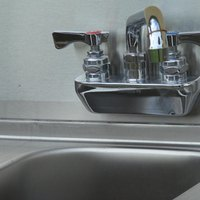 kitchen sink hold down clips how to install kitchen sink ehow 8496