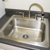 how to paint kitchen sink how to paint a kitchen sink with pictures ehow 7311