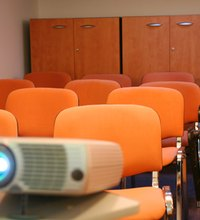 While just about every projector generates a bright, crisp image in a perfectly dark room, business projectors frequently need to do it in a ...