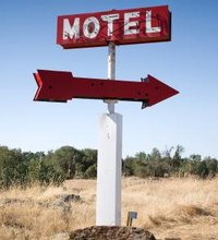 Motels offer roadside accommodations that serve your basic needs — like a comfy bed and in-room refrigerators. The motel's design allows motorists to ...