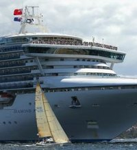 One of the largest cruise lines, Princess Cruises shuttles more than 1 million customers annually to locations around the globe on its cruise ...