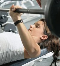 How Much Can the Average Female Bench Press?. You might have wandered over to the bench at your gym and pressed a perfectly respectable 80 pounds on ...