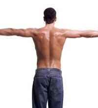 A man with toned glutes not only looks great in his jeans, he also stands straighter, has increased lower-back strength and experiences less back ...