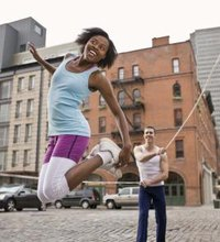 Jumping rope for fun has a long history that dates back to the ancient Egyptians. Various jump rope games continue to be popular among children, ...