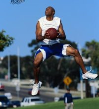 Playing basketball can bring hours of pleasure, but it's also a great way to work out your entire body. All of your muscles work together in ...