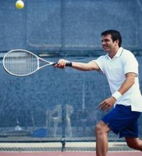 Learning to play tennis with either hand is a matter of practicing enough repetitions correctly to develop the correct motor memory. Quality is ...