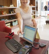If you are just starting a business that requires processing point-of-sale transactions, you can save money by using a computer you already own as a ...