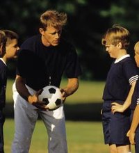 Mini soccer is focused toward younger children, ages 10 and younger. The game has fewer players than a traditional soccer team to ensure each child ...