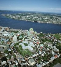 Located along the St. Lawrence River, Quebec City is the center of political and administrative functions for Canada's Quebec province. Quebec is the ...