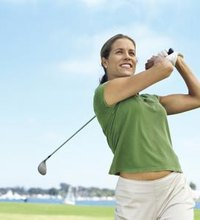 In golf, there is often a distance/accuracy tradeoff when selecting equipment. The driver that produces the greatest distance may also be more ...