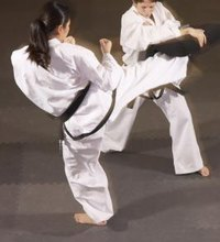 Tae kwon do is a martial art that originated in Korea, but it has gained popularity all around the world. This art's exciting fighting techniques led ...