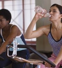 Can You Lose Tummy Fat on a Spin Bike?. A spin bike is a type of stationary cycle that helps you simulate outdoor rides without having to brave the ...