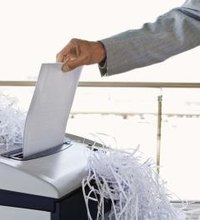 Shredding documents is an extremely effective way of preventing confidential information from falling into the wrong hands. Overloading a paper ...