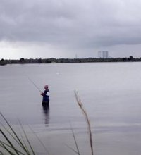 The coastal city of Fort Pierce is a major destination point for fishing on Florida's eastern shore. With access to the Fort Pierce Inlet, through ...
