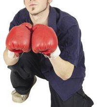 Although you're unlikely  to be the next Muhammad Ali or Manny Paquiao, you can still work out like a champion boxer.
