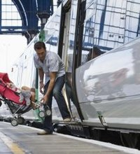 Britain's trains were found to be the worst in Europe for affordability, efficiency and speed in a February 2012 study by the social and economic ...