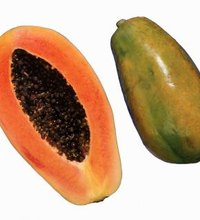 A popular tropical fruit, papaya is out-produced by only mango and pineapple. Its coral-colored fresh is nutritious and also provides some health ...