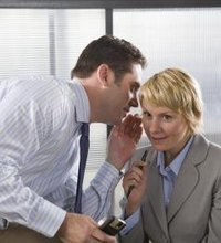 The decision whether or not to report a co-worker's behavior is a difficult one. An employee's reputation could be on the line if she runs to HR with ...