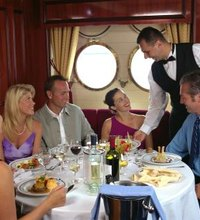Few topics give rise to more heated discussion than opinions about the best food and restaurants, whether on land or at sea. Cruise ships have long ...
