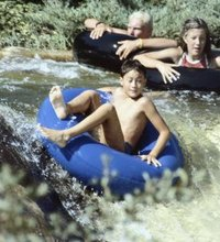 Jump in an inner tube and float through invigorating rapids to cool off during hot Oklahoma summers. Close to two dozen rivers in the state provide ...
