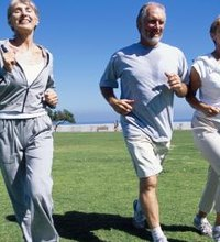 Running, swimming and cycling are all cardiovascular or