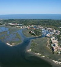 South Carolina's Hilton Head Island, which didn't even have a bridge connecting it to the mainland until the late 1950s, is a newcomer when compared ...