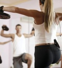 Aerobic exercise improves cardiovascular functioning and burns fat. This is because it helps the body use oxygen more efficiently and allows you to ...