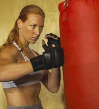 For the uninitiated, the sight of a big hulking punching bag may be a bit intimidating. You don't have to be a boxer or mixed martial artist to reap ...