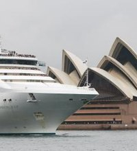 As with most cruise ships, embarkation day on a Princess Cruise can be hectic, as thousands of passengers are trying to get onto one ship in a matter ...