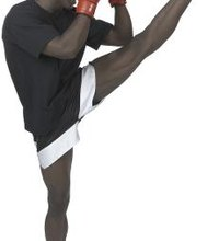 A high-impact martial arts kickboxing regimen can give you all the health benefits of an aerobic workout while strengthening your muscles and bones ...