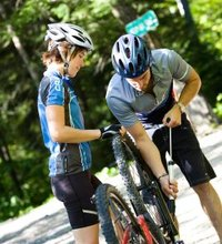 Recommended Tire Pressure for a Mountain Bicycle. Pressure is important for mountain bike tires depending on how you ride, the conditions and your ...