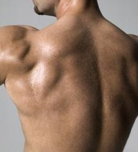 Building your body to look like an upside down triangle entails making your chest, back and shoulder muscles much bigger. Using moderate to heavy ...