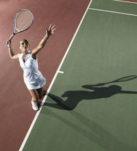Every year, as the weather warms up, the tennis courts tempt you to return, but if you're not in good shape for playing tennis, you can risk ...