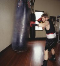 No boxing gym could be complete without a heavy bag. For building power, speed and technique, this simple piece of equipment has no equal. But its ...