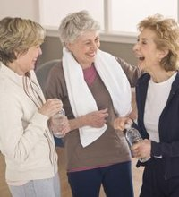 It is absolutely possible to get fit at the age of 60 and beyond, even if you never exercised before. Whether you can meet your definition of