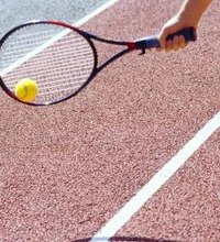 Hitting fluid tennis shots in the center of your racket has almost as much to do with your feet as it does your arms. Many tennis players under ...