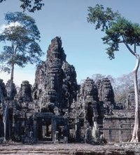 Though the countless stone temples of Angkor Wat are spread far and wide over hundreds of square miles in Cambodia's jungle, the northwestern ...