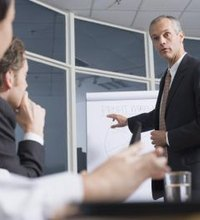 Business leaders use strategic decision-making when they plan the company's future. Strategic management involves defining long-term goals, ...