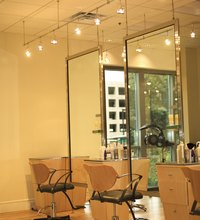 Salon decor is an essential part of your business branding and can help you attract and retain your target clients.