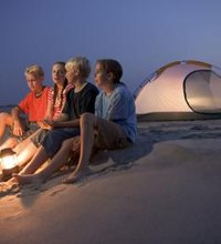Whether you're planning a camping trip to a crowded campground or deserted beach on a private island, the preparation process is similar. Beach ...