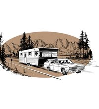 "In 1960 author John Steinbeck and his poodle Charley took to the road in a GMC pickup equipped with a modest truck camper he dubbed ""Rocinante."" The ..."